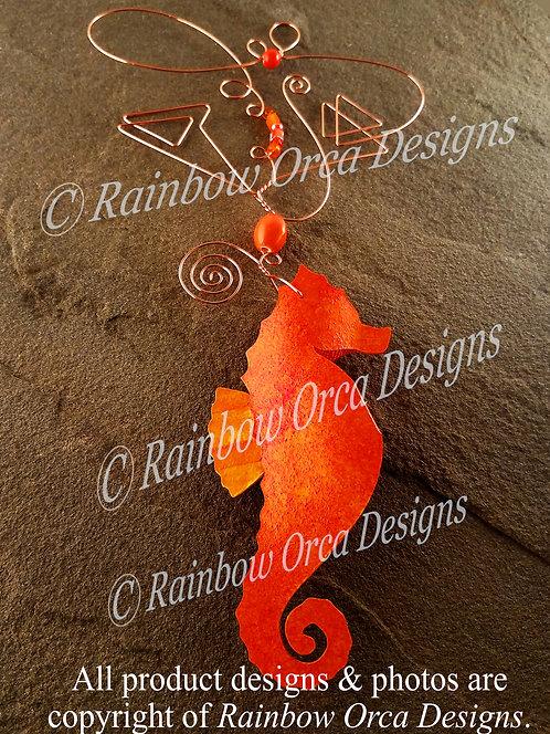 Seahorse Ornament Sculpture