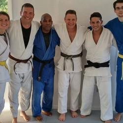 Judo class!! #williamsburgva #williamsbu