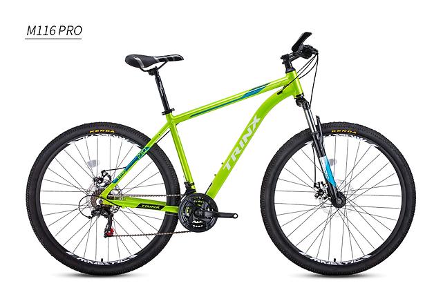 Bicicleta Trinx Majestic M116 Pro