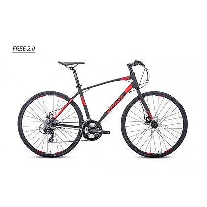Bicicleta Trinx Free 2.0