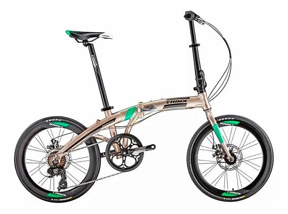 Bicicleta Trinx Dolphin 2.0