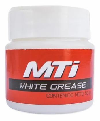 Grasa MTI Pote 50gr Blanca