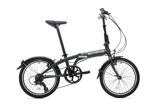 Bicicleta Belmondo 7