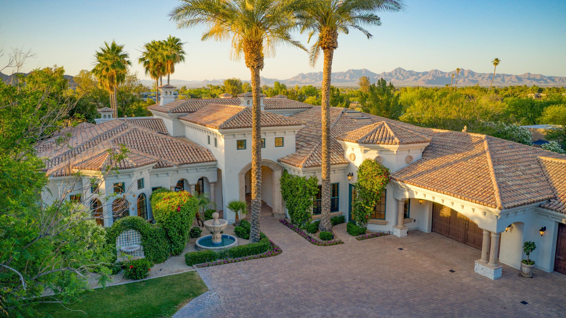 Drone Photography Mesa, AZ