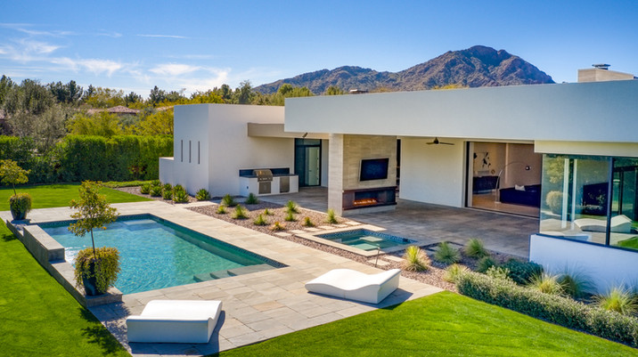 Paradise Valley Arizona Modern Luxury Homes