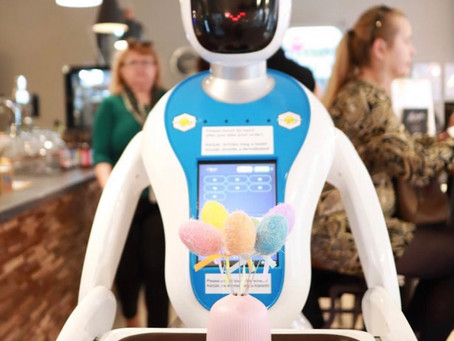 Chinese Restaurant Replaced Humans with Robot Waiters
