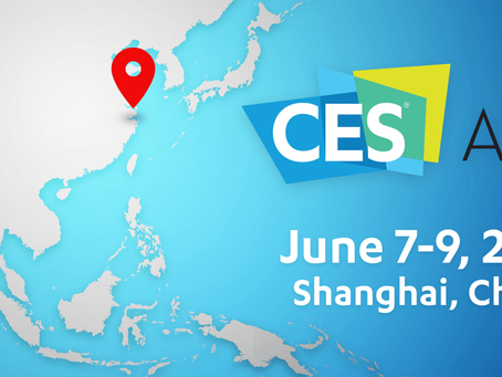 Spots on CES Asia 2019| CSJBOT Robot Runway