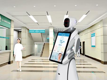 Video Tutorial for Reception Robot