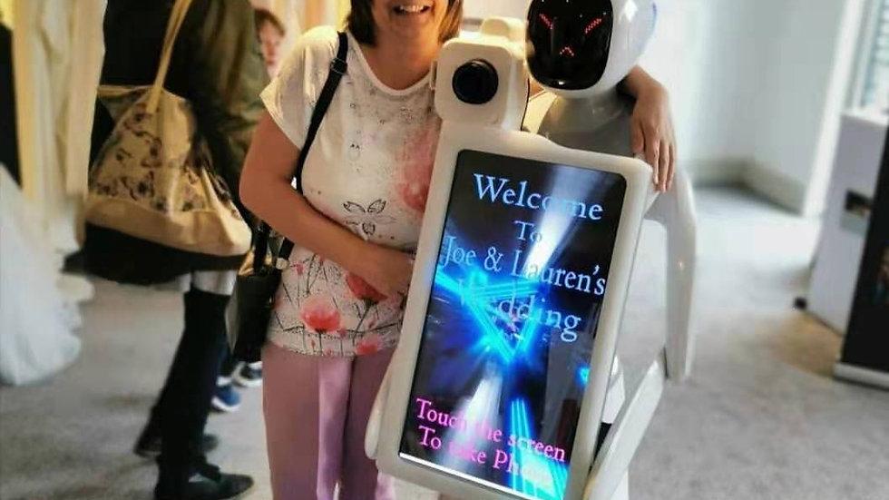Amy Plus Photobooth Robot