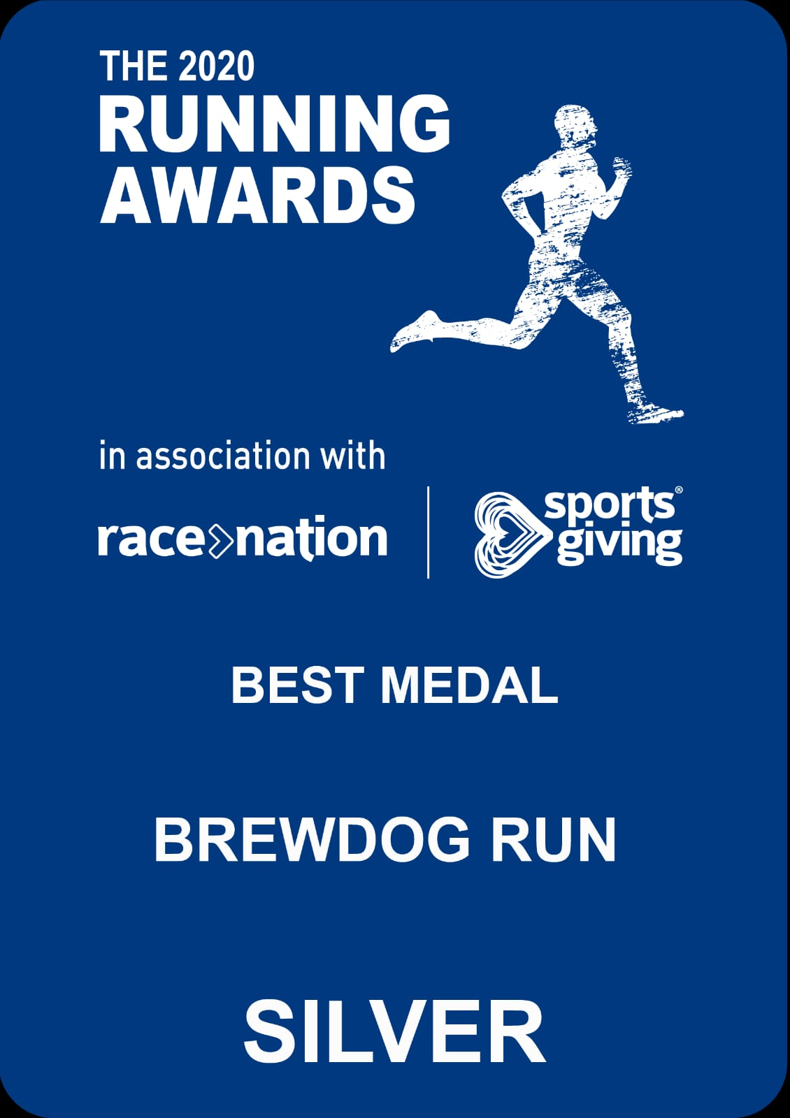 Running Awards 2020 - Silver Medal.jpg