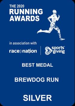 Running Awards 2020 - Silver Medal.jpg