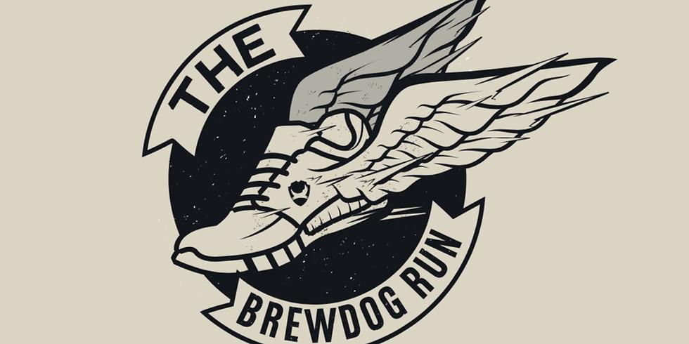 FLJ support at the BrewDog Run