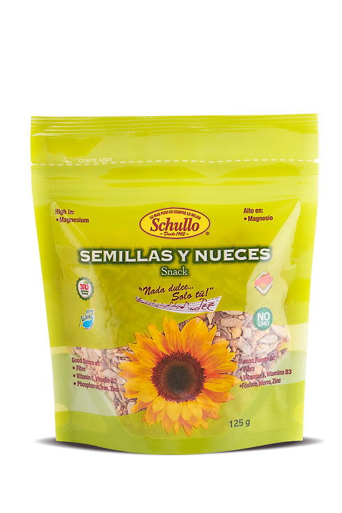 Schullo Nut and Seed Snack