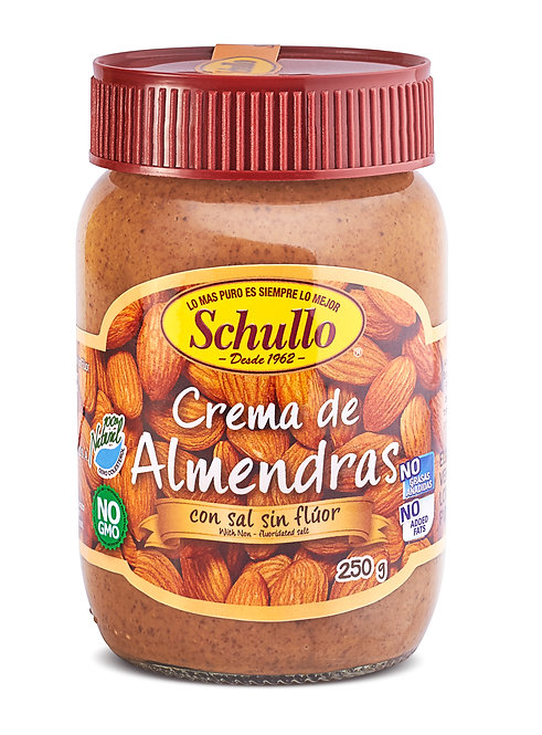 Schullo Almond Butter