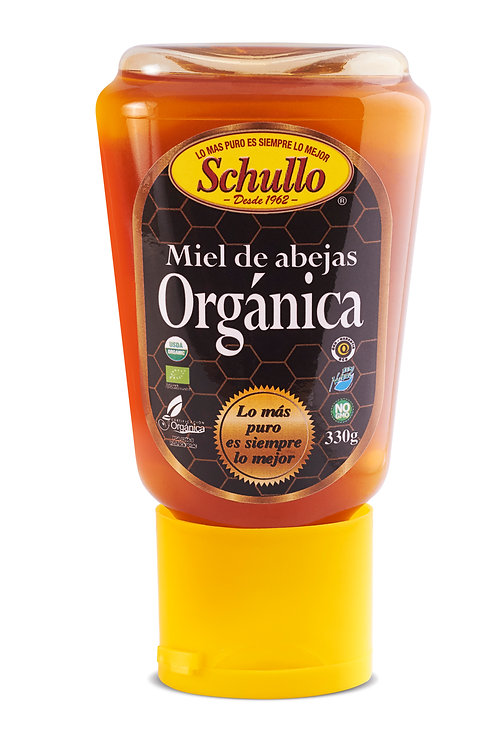 Schullo Organic Andean Honey