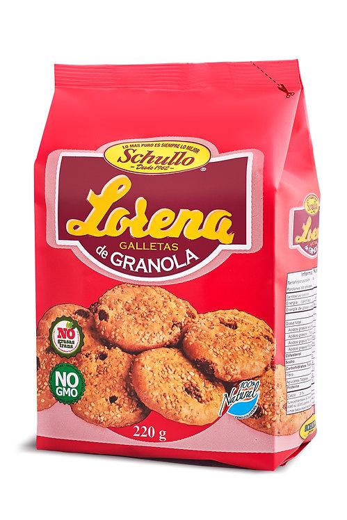 Schullo Granola Cookies