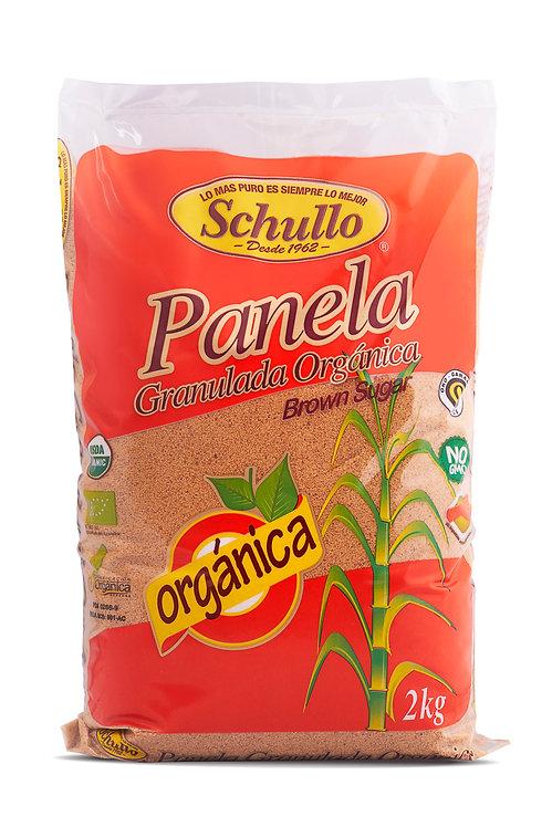 Schullo Organic Brown Sugar