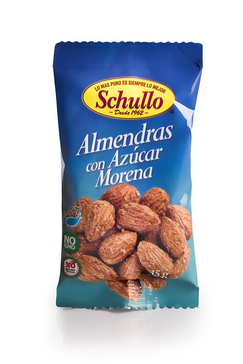 Schullo Roasted Almonds