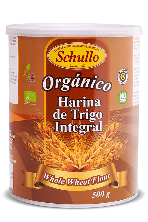Schullo Organic Whole Wheat Flour