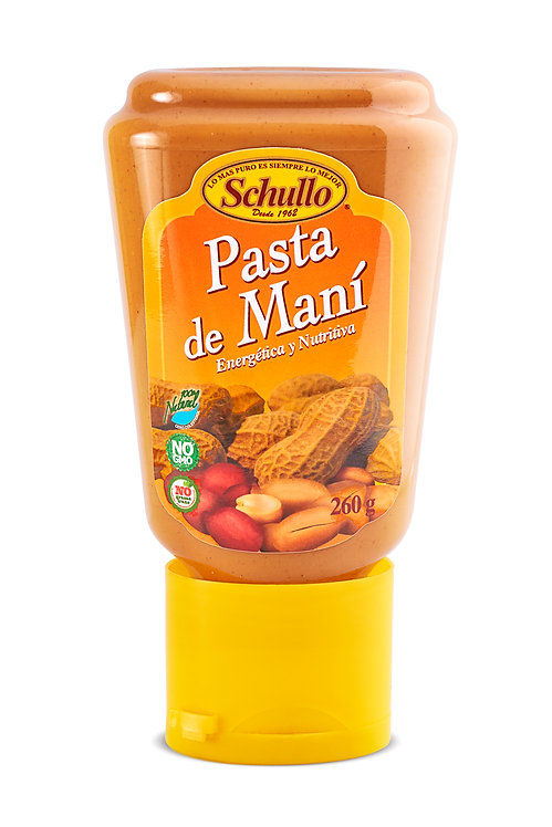 Schullo Peanut Paste