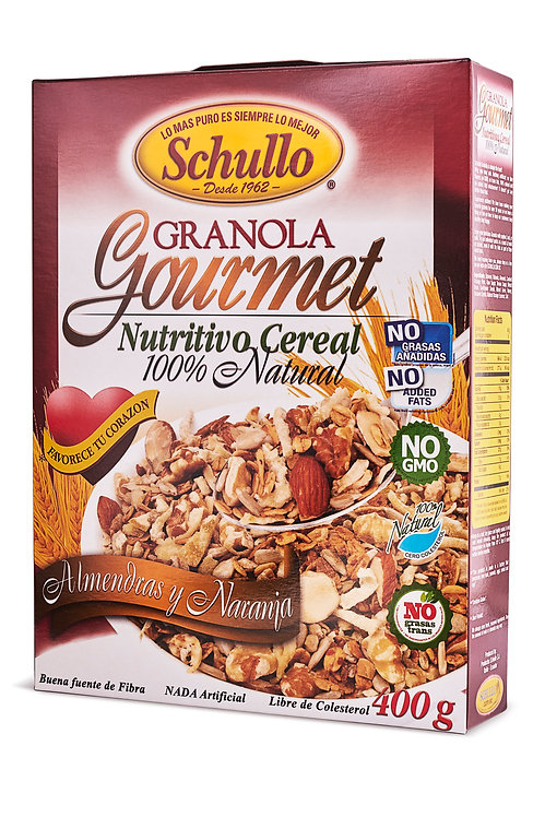 Schullo Gourmet Granola