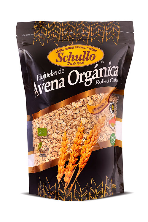 Schullo Organic Thick Rolled Oats
