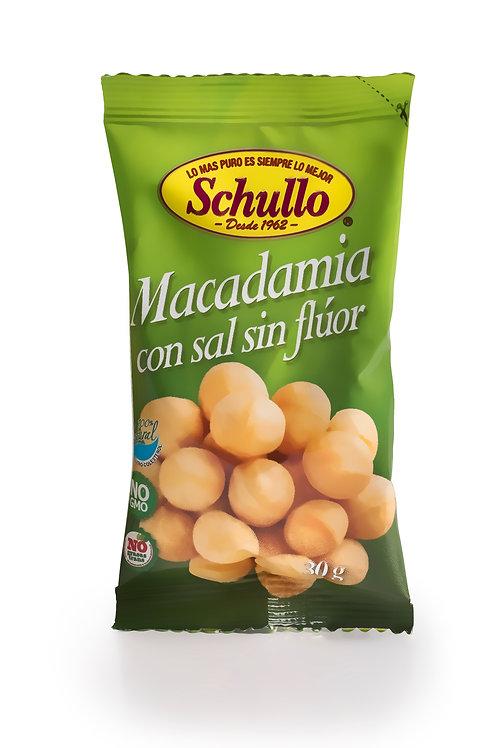 Schullo Macadamias with Sea Salt