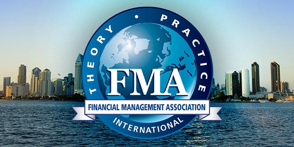 FMA 2018 Annual Meeting