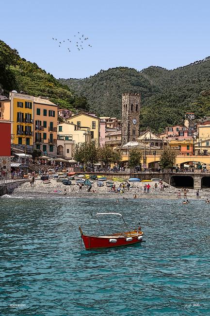 Cinq Terres - Monterosso