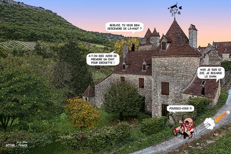 Autoire - France