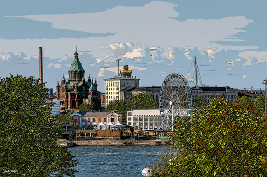 Finlande - Helsinki