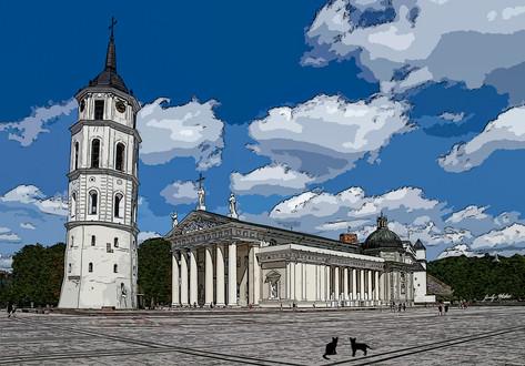 Lituanie - Vilnius
