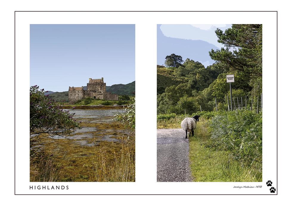 Ecosse - Highlands