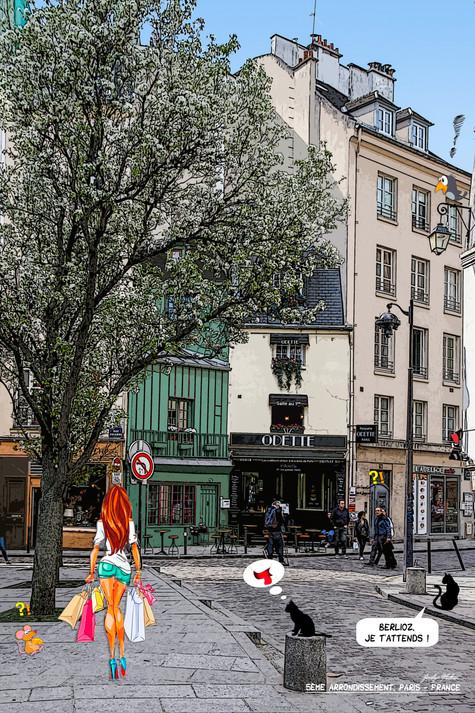 5ème arrondissement, Paris - France