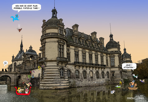 Chantilly - France