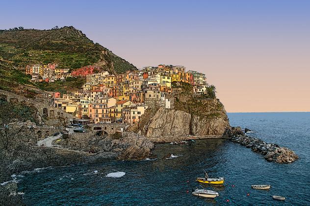 Italie - Manarola