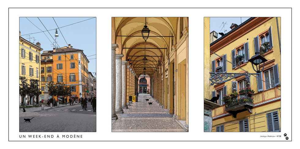 Italie - Modène