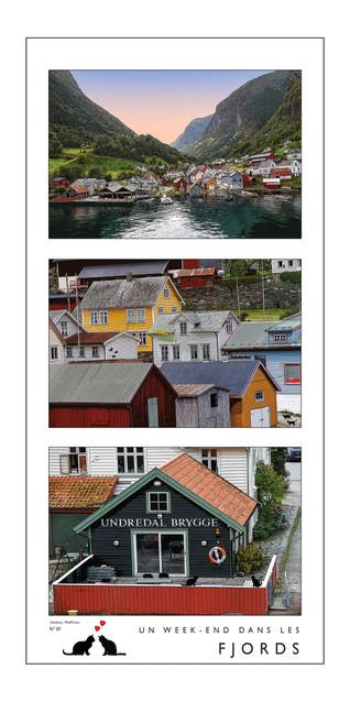 Norvège - Les Fjords
