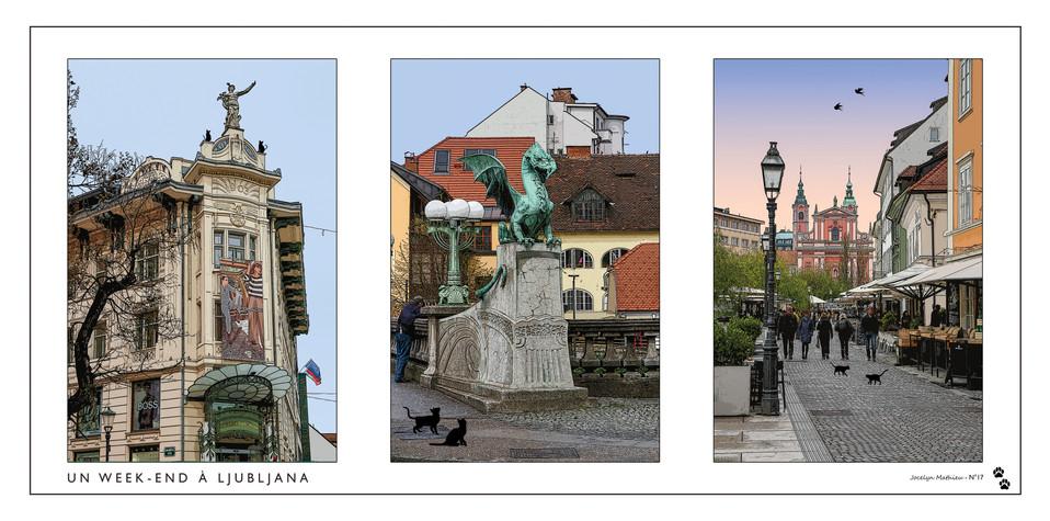 Slovénie - Ljubljana