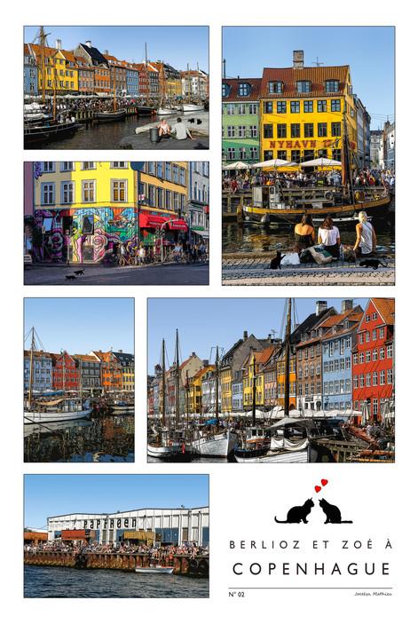 Danemark - Copenhague