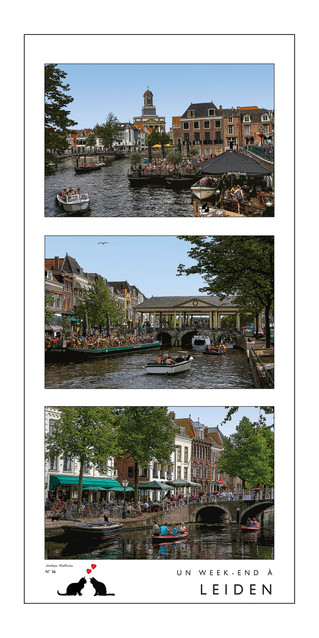 Pays-Bas - Leiden