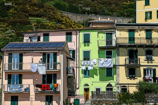 Cinq Terres - Riomaggiore