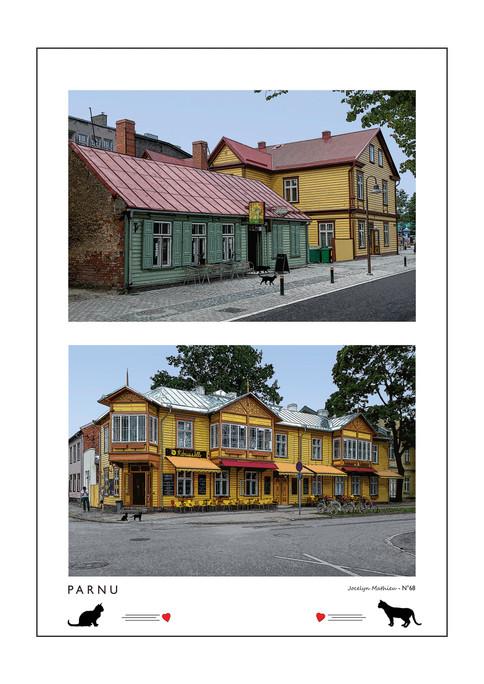 Estonie - Parnu