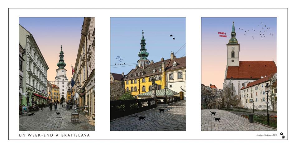 Slovaquie - Bratislava