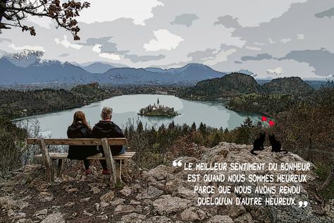 Slovénie - Lac Bled