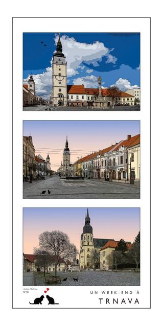 Slovaquie - Trnava