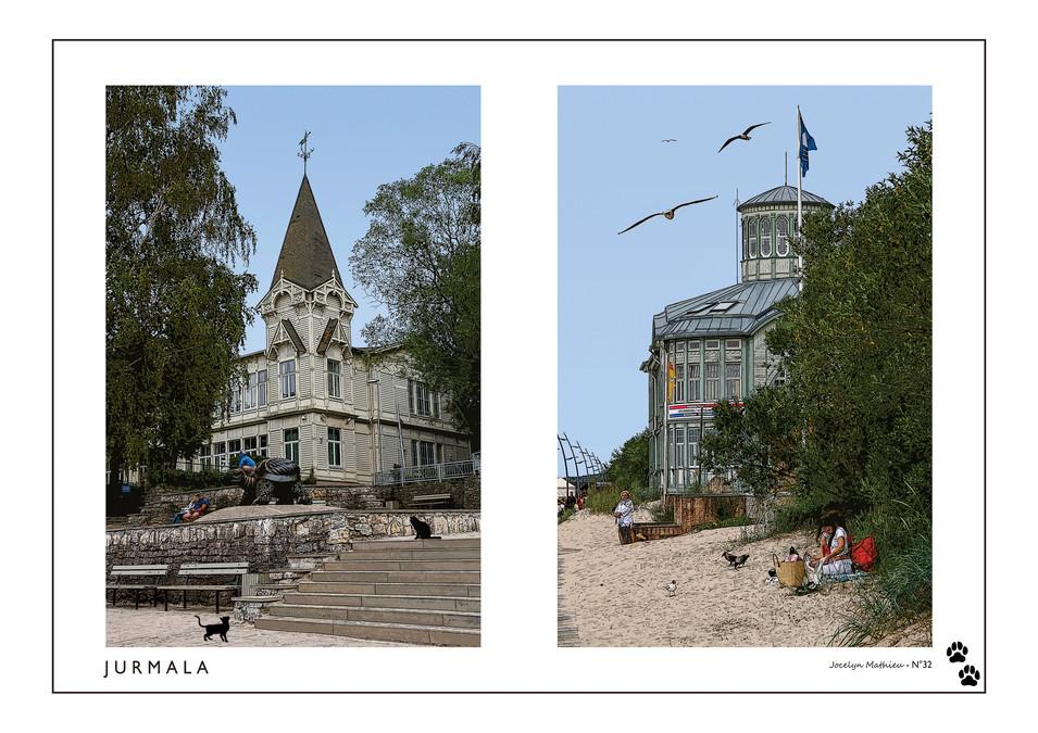 Lettonie - Jurmala