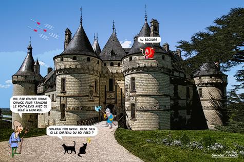 Chaumont - France