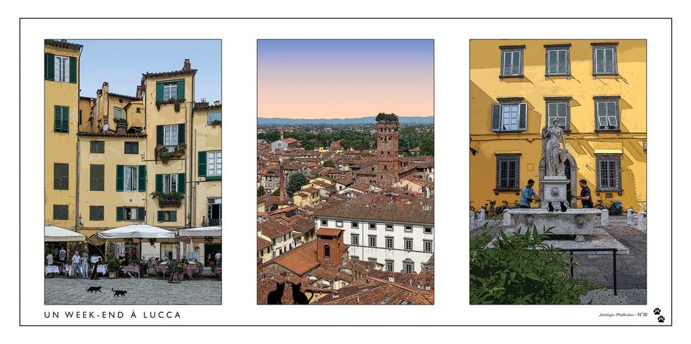 Italie - Lucca
