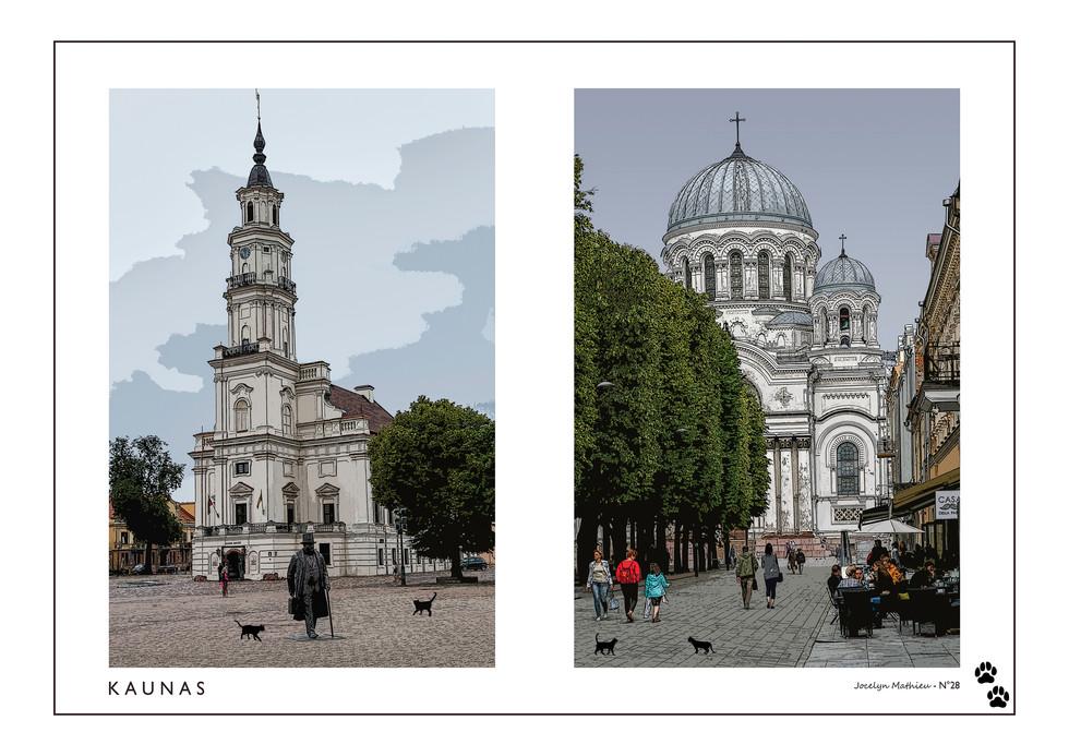 Lituanie - Kaunas